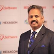 Sridhar Dharmarajan (DS), MSC Software Corporation- High Res